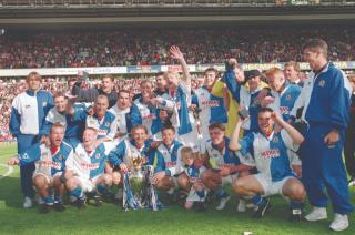 Blackburn Rovers Premier League champions 1995