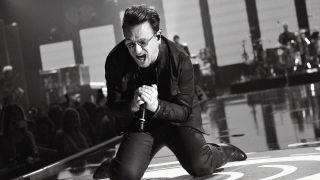 A picture of U2's Bono