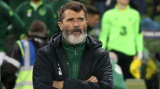 Roy Keane Alex Ferguson