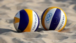 Sandvolleyball under OL i Tokyo 2020