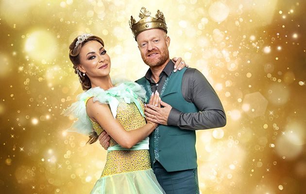 EastEnders Star Jake Wood w Strictly Come Taniec Christmas specjalne