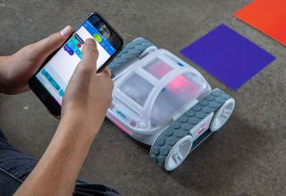 The Sphero RVR All-Terrain Programmable Coding Robot.