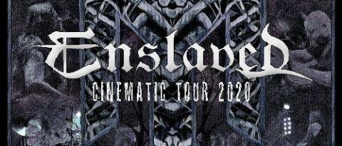 Enslaved – Cinematic Tour 2020 album