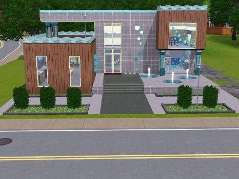 The Sims 3 Town Life Stuff Pack Gives Your Town A Makeover #18434