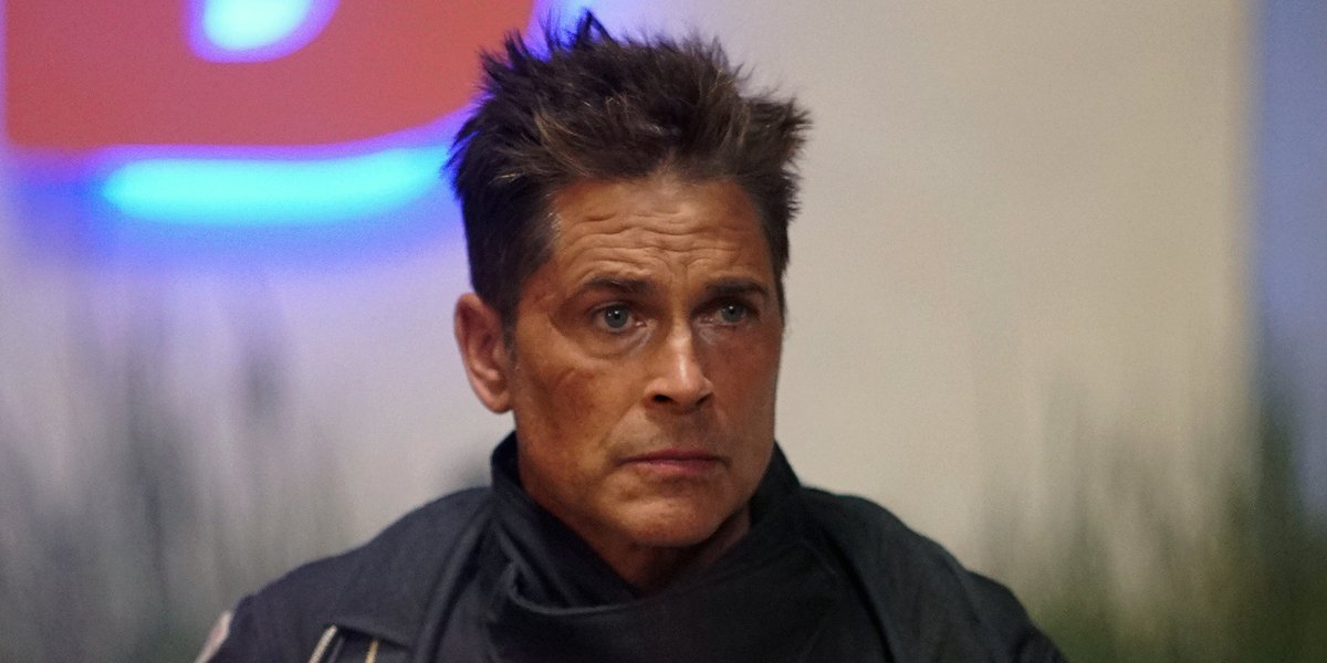 No Big Deal, Just Rob Lowe Spilling The Beans After Seeing Prince Harry's New 'Do
