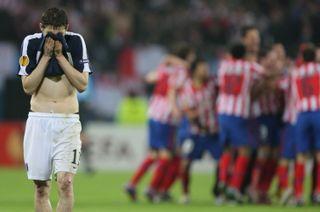 Soccer – UEFA Europa League – Final – Atletico Madrid v Fulham – HSH Nordbank Arena