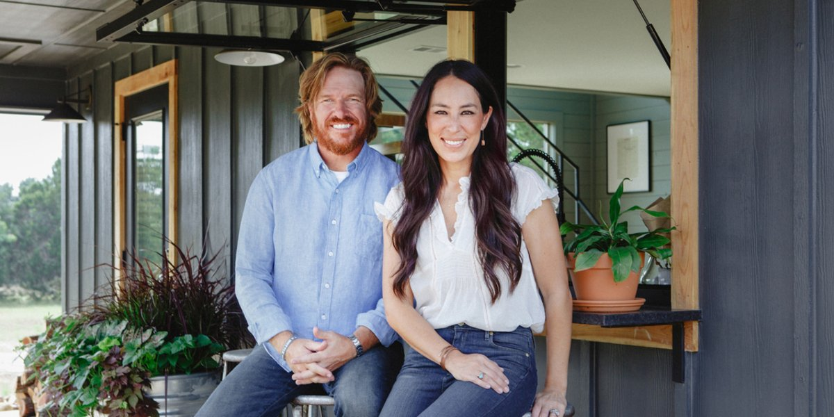 Joanna Gaines Chip Gaines hgtv