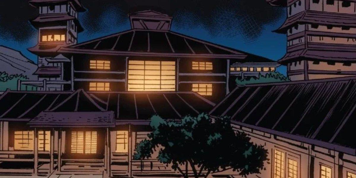 Magneto's Madripoor X-Mansion