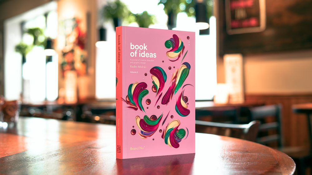 Free Book of Ideas excerpt for every Creative Bloq reader
