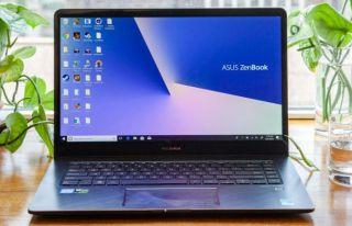 La mejor computadora portátil universitaria para estudiantes de arte y diseño: Asus ZenBook Pro 15