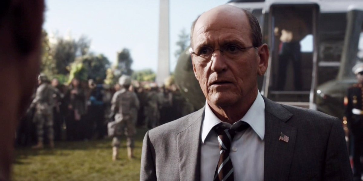 Richard Jenkins in White House Down