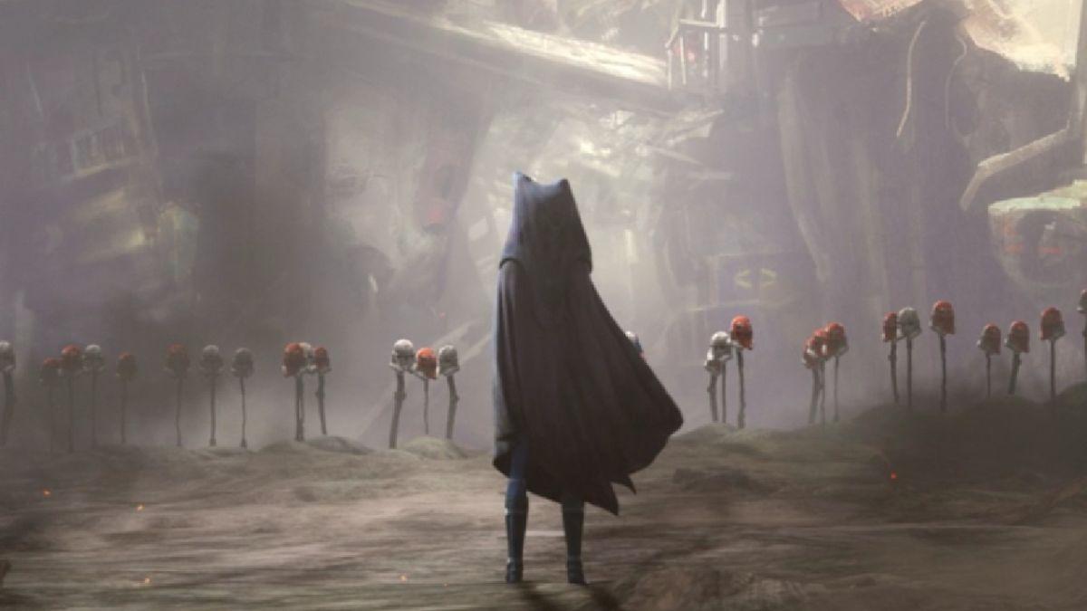 Who Is Ahsoka Tano The Star Wars Clone Wars And Mandalorian Newcomer Explained Gamesradar