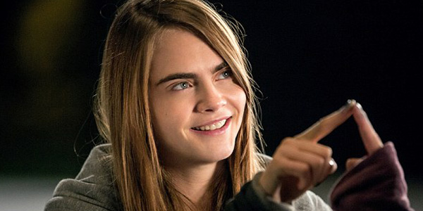 Cara Delevingne Cut Almost All Of Her Hair Off For A Movie, See It