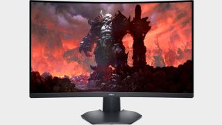 This Dell 32-inch 1440p FreeSync Premium gaming monitor is on sale for $380