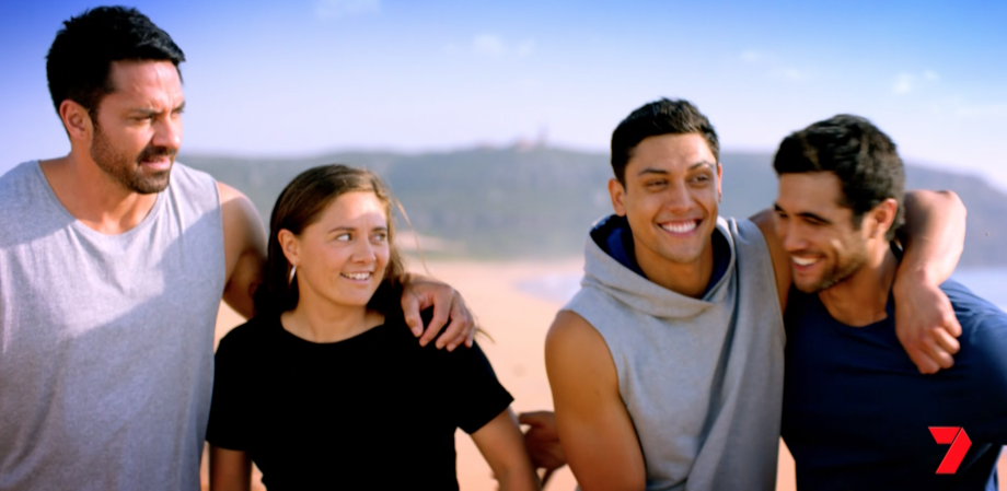 The Parata family join Home and Away