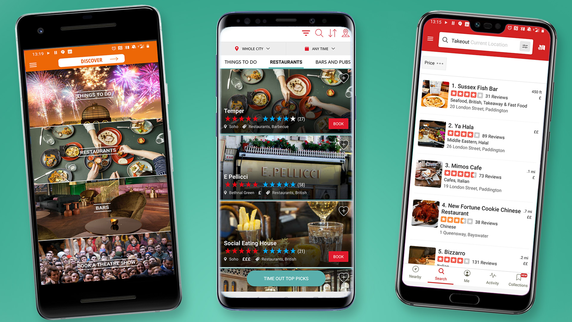 Bon App étit The Best Apps For Finding Great Places To Eat