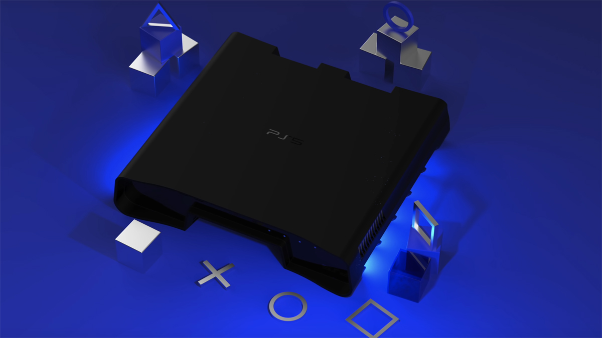 PS5 leak offers first possible image of PlayStation 5
