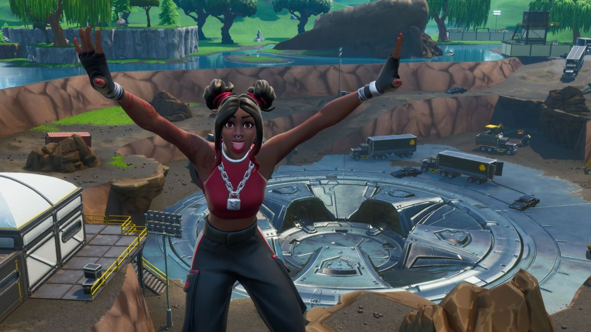 Fortnite's next big in-game event is happening this Saturday
