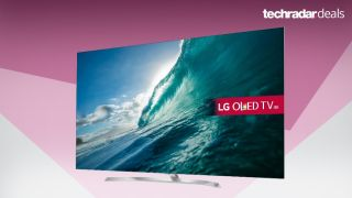 4K OLED TV deals