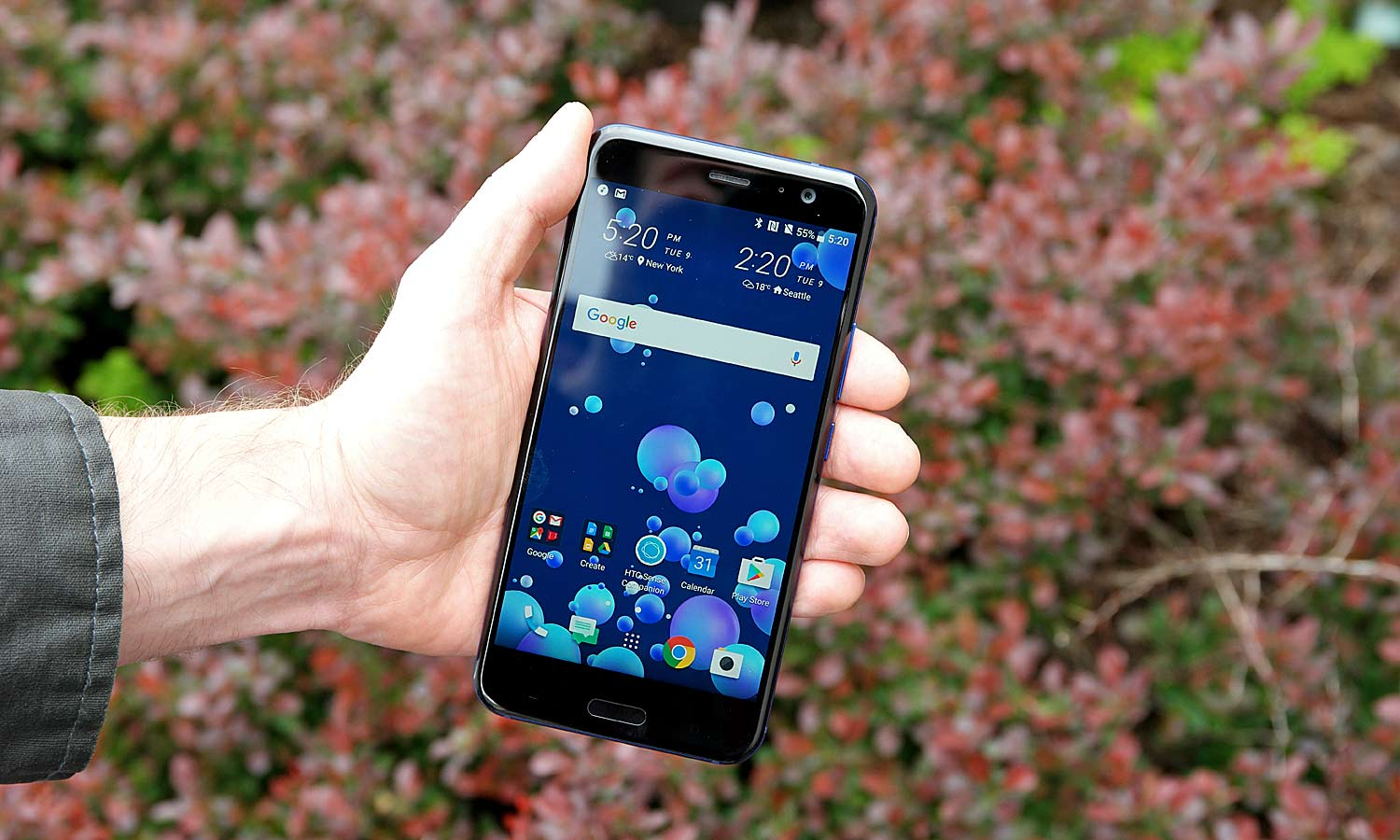 The 10 Best Features of the HTC U11 | Tom's Guide