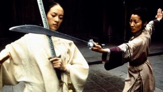 Zhang Ziyi and Michelle Yeoh star in Ange Lee's 'Crouching Tiger, Hidden Dragon.'