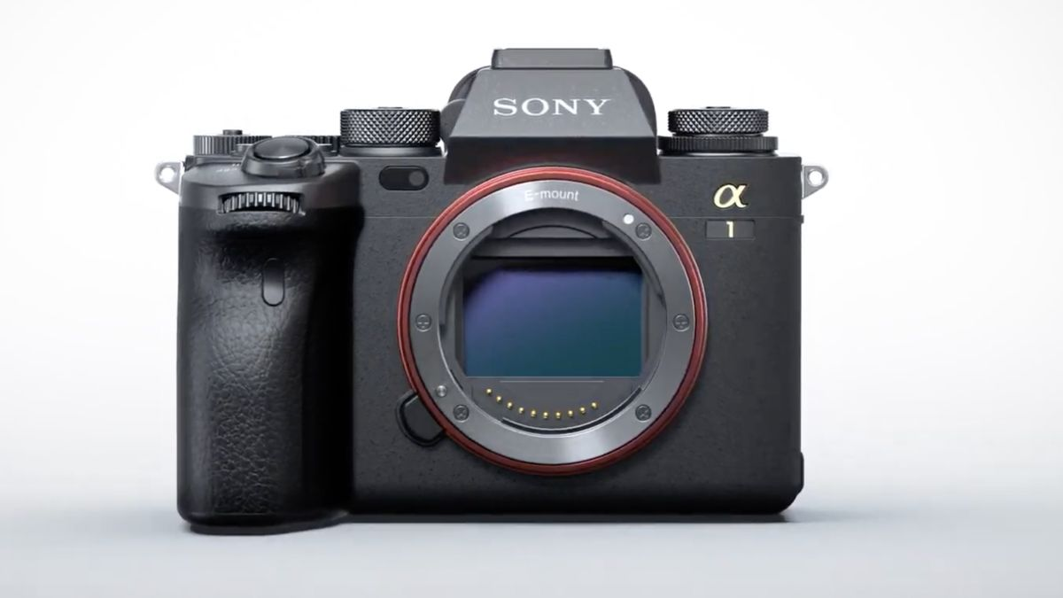 Sony Alpha A1 camera official – and it's the most powerful mirrorless camera ever