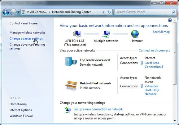 How To Change The Connection Priority In Windows 8 1 Windows 8 Or Windows 7 Laptop Mag