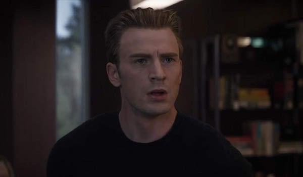 Steve Rogers in Avengers: Endgame