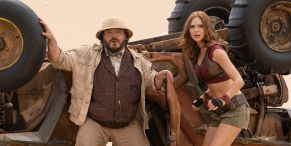 Jumanji Producer Gives Update About A Fourth Movie
