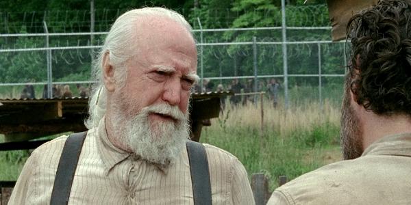 Hershel Scott Wilson The Walking Dead AMC