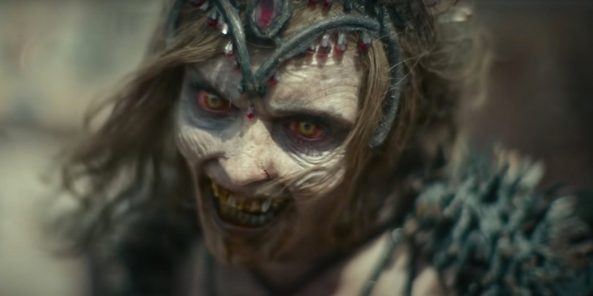 Zombie queen in Army of the Dead