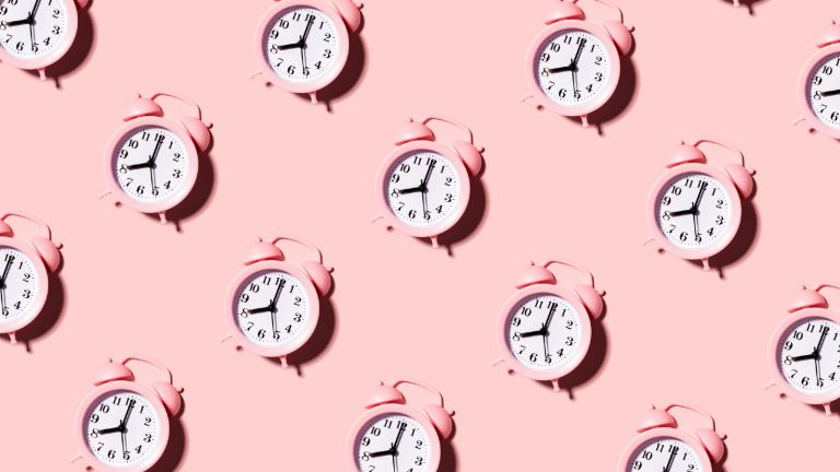Alarm clocks can help with oversleeping