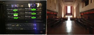 HARMAN Professional Solutions Delivers Audio Experience at Wellington Cathedral