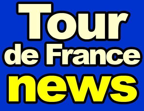 Tour de France 2008 news