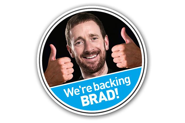 We're Backing Brad