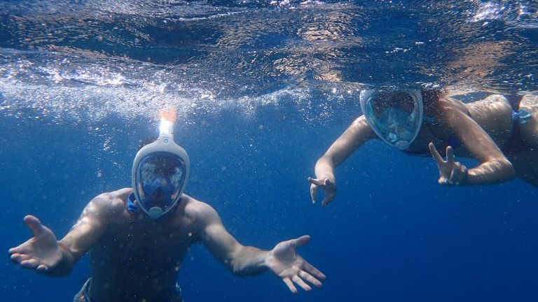The best snorkelling full face mask