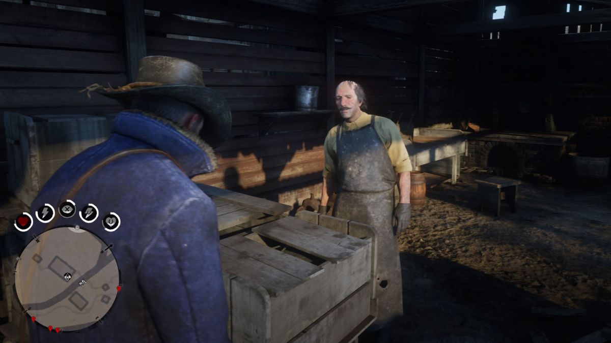 Red Dead Redemption 2 Fence locations - where to sell stolen items and get the Lock Breaker