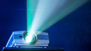 Beste bærbare projektorer