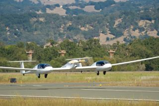 NASA Electric Plane Green Aviation