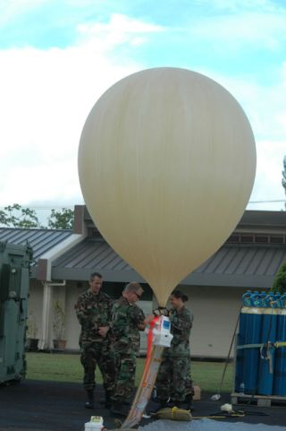 Pentagon Eyes High-Altitude Balloons for Emergency Communications System