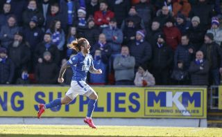 St Johnstone v Rangers – Ladbrokes Scottish Premiership – McDiarmid Park