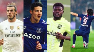 Premier League transfer Signings