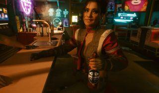 Cyberpunk 2077 romance options - Panam