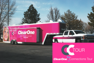 ClearOne Connections Tour