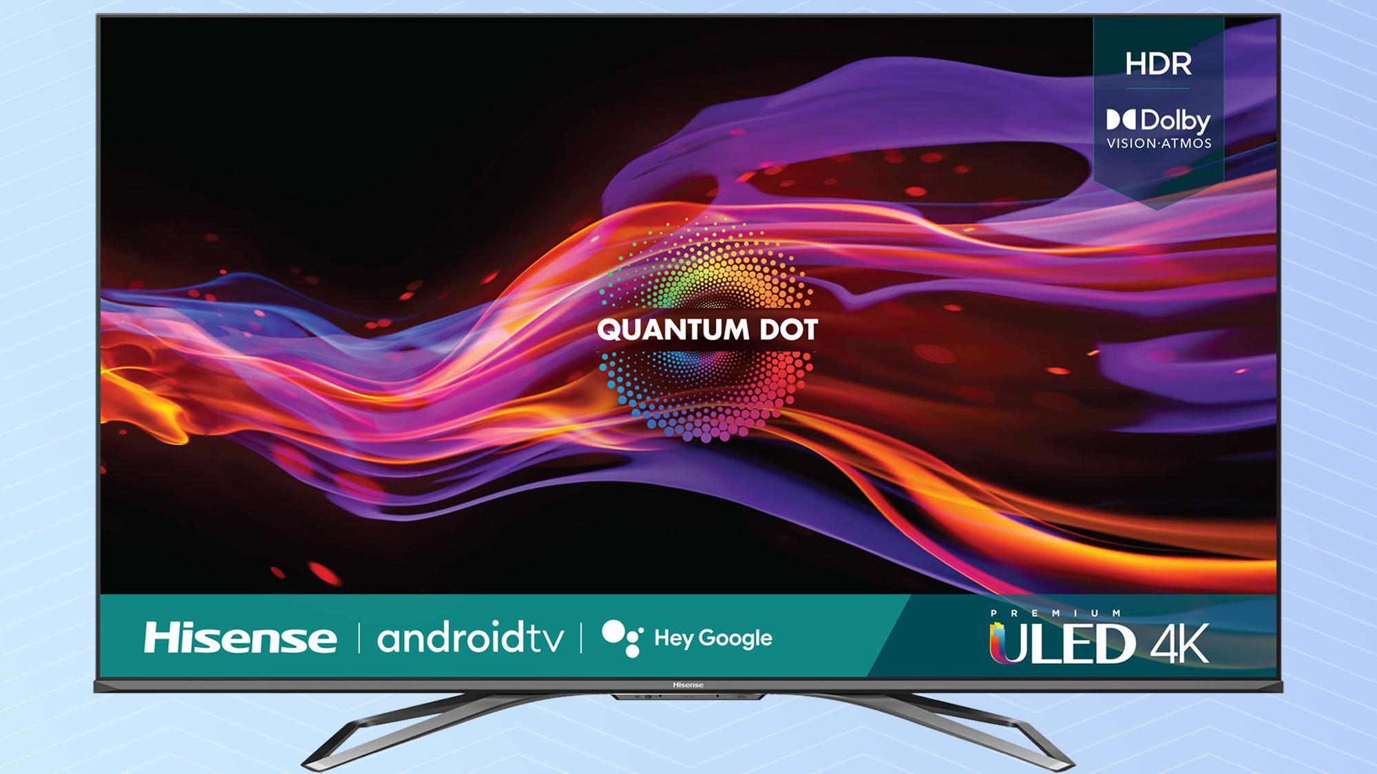 best TV: Hisense U8G Android TV (65U8G)
