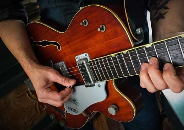 Learn 100 Chords Rooted on the D String in Nine Minutes