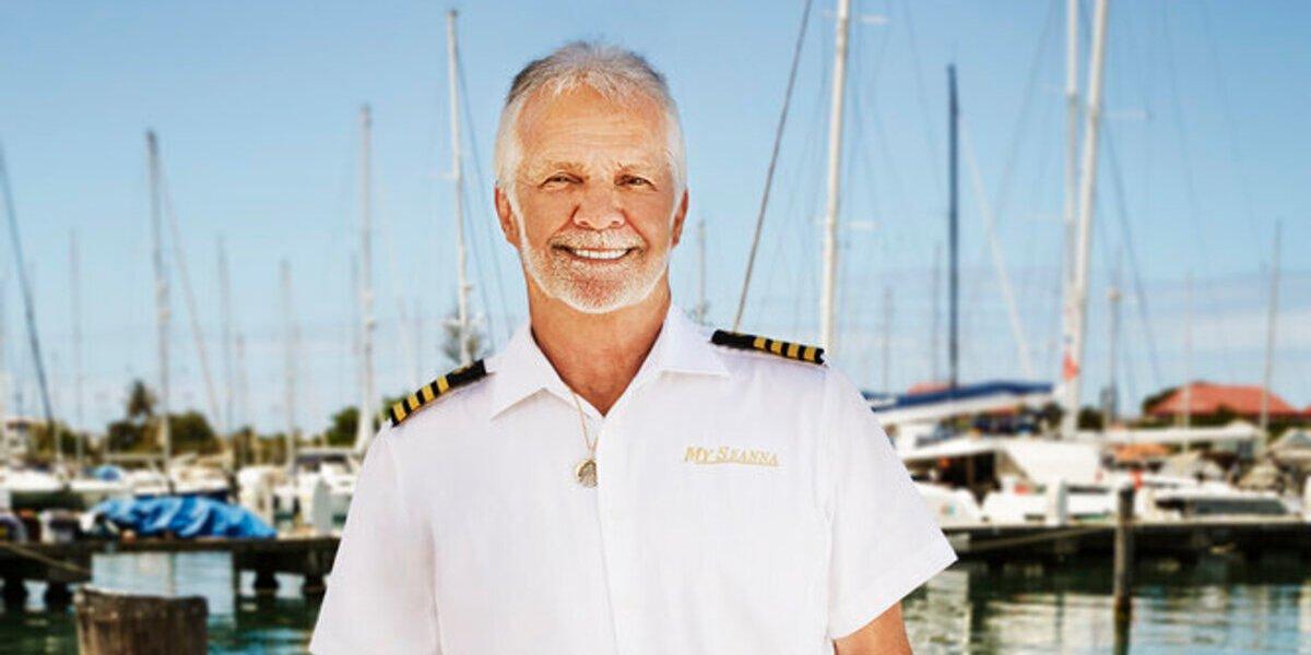 captain Lee Rosbach below deck season 8 bravo