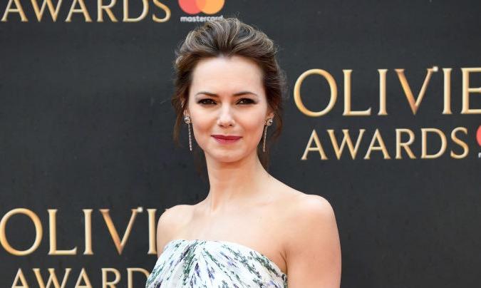 Ex EastEnders star Kara Tointon
