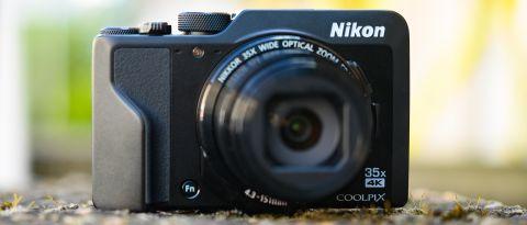 Nikon Coolpix A1000.