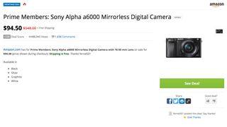 camera discount